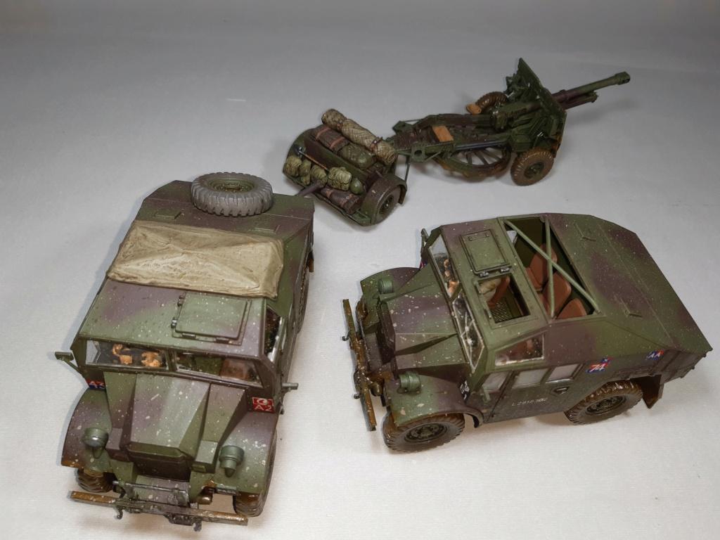 MT: QUAD GUN TRACTOR'S - Tamiya - esc. 1:35 10912
