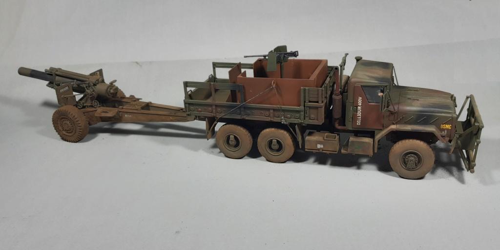 "MT: M 923 "" Hillbilly "" Gun Truck - ITALERI 1:35 11216"