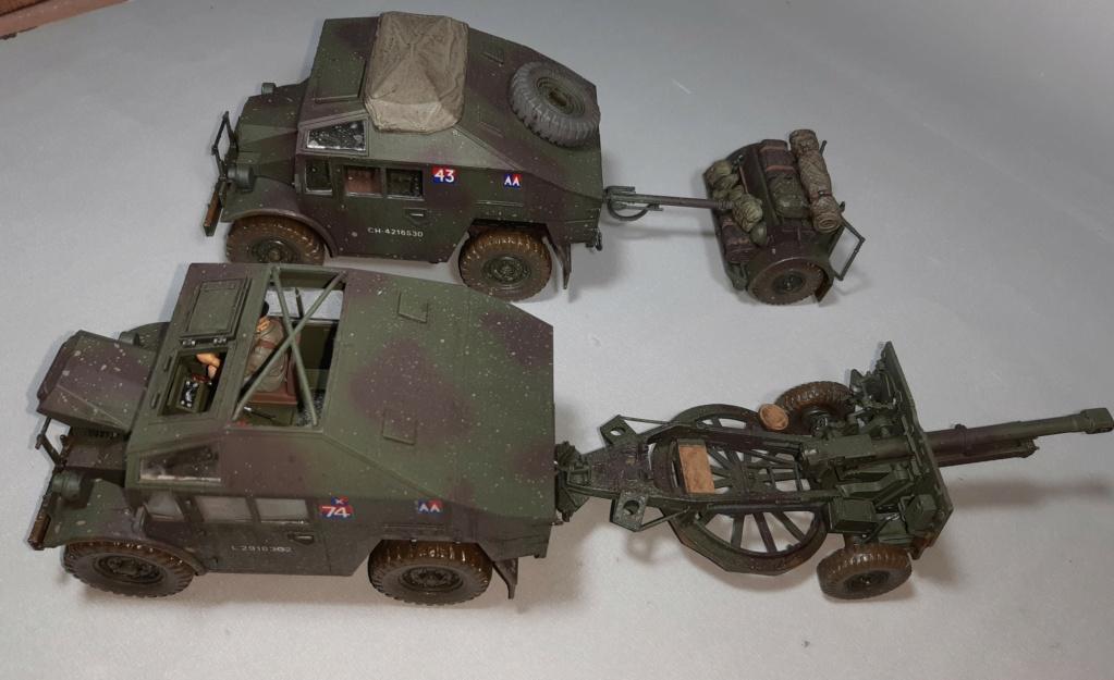 MT: QUAD GUN TRACTOR'S - Tamiya - esc. 1:35 11313