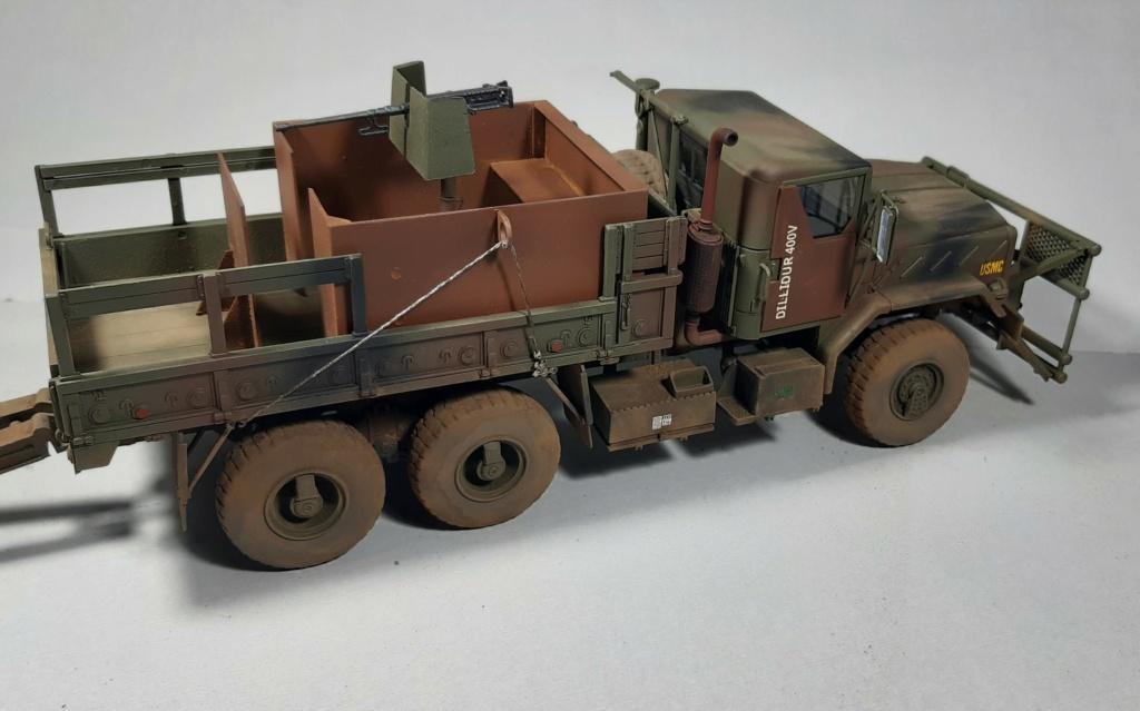 "MT: M 923 "" Hillbilly "" Gun Truck - ITALERI 1:35 11314"