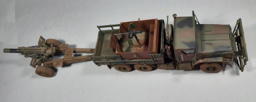 "MT: M 923 "" Hillbilly "" Gun Truck - ITALERI 1:35 11412"