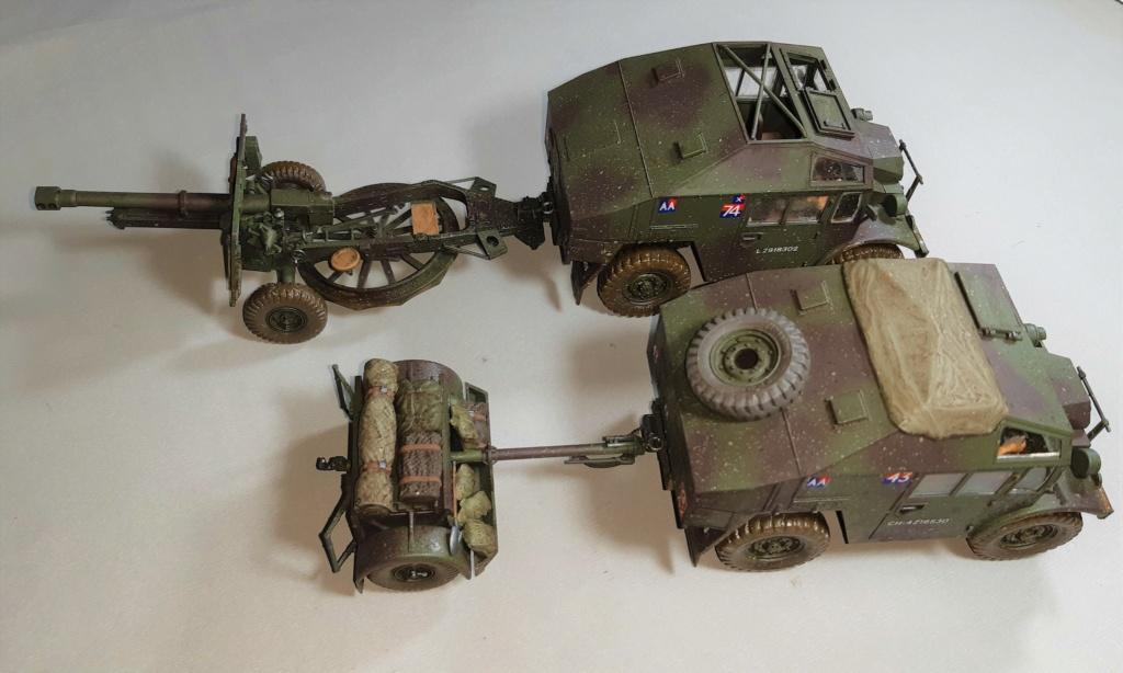 MT: QUAD GUN TRACTOR'S - Tamiya - esc. 1:35 11612