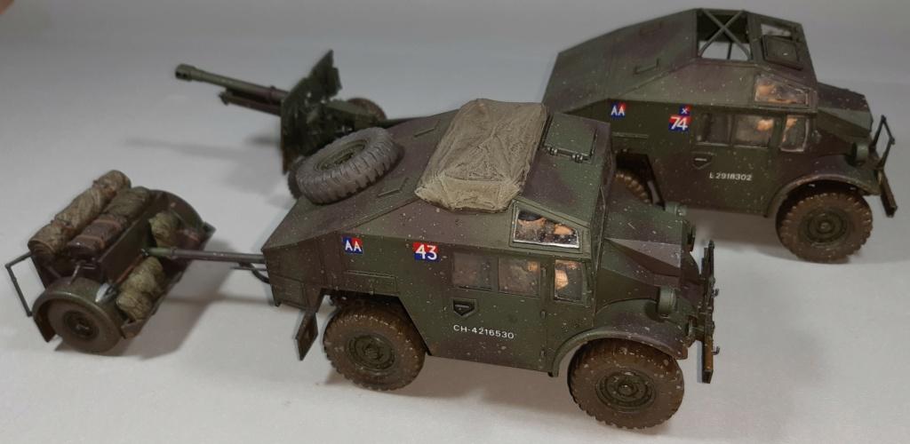 MT: QUAD GUN TRACTOR'S - Tamiya - esc. 1:35 11712