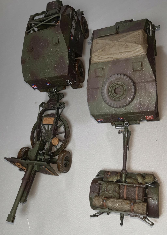 MT: QUAD GUN TRACTOR'S - Tamiya - esc. 1:35 12112
