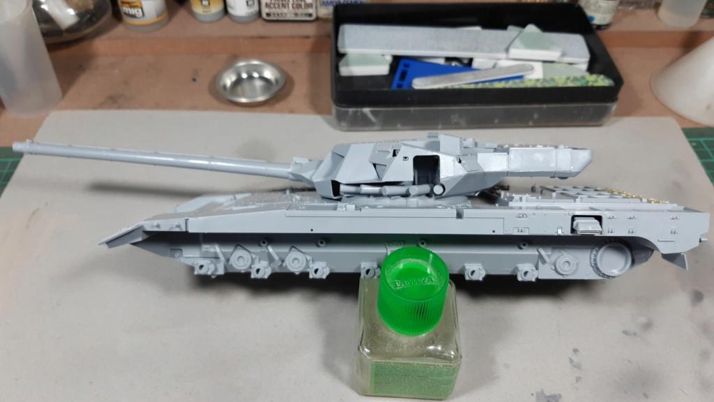 MeC: ARMATA T14 - Zvezda - 1/35 Img-2084