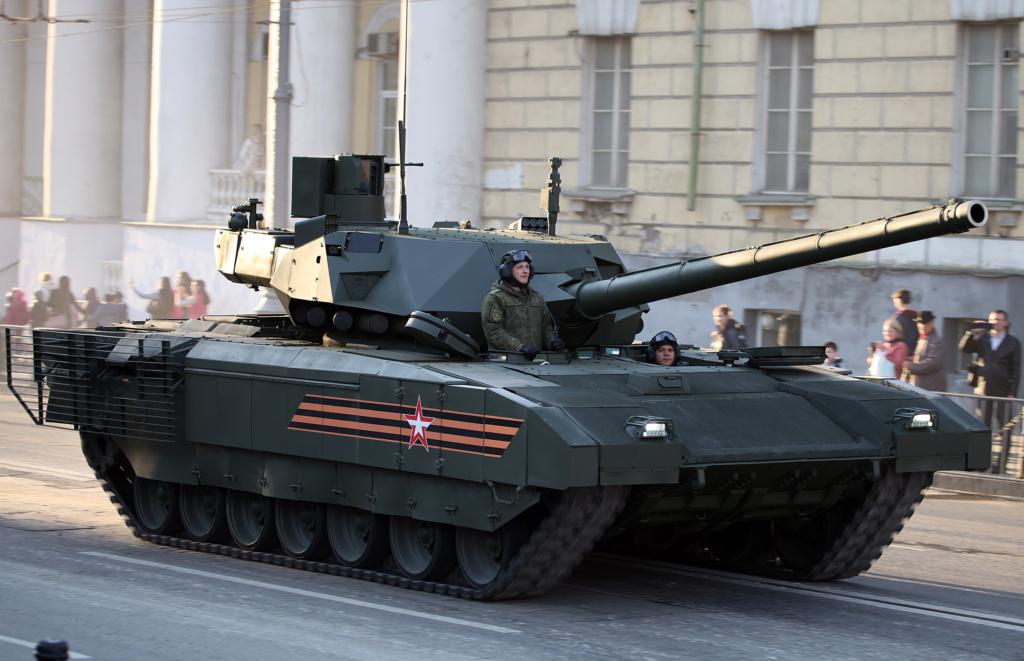 MeC: ARMATA T14 - Zvezda - 1/35 Vdayre10