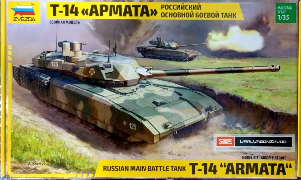 MeC: ARMATA T14 - Zvezda - 1/35 Zvezda10