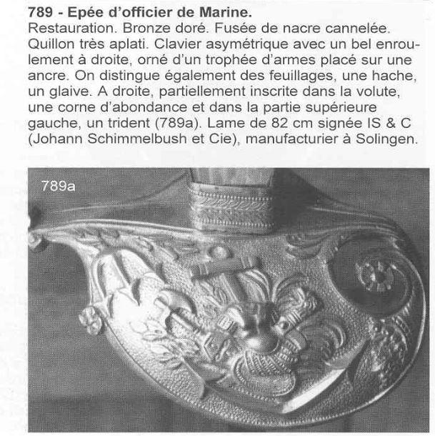 épée de marine 2019-032