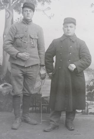 Soldats a identifier, plaques photographiques 2020-016