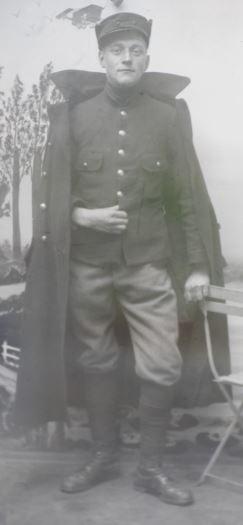 Soldats a identifier, plaques photographiques 2020-017