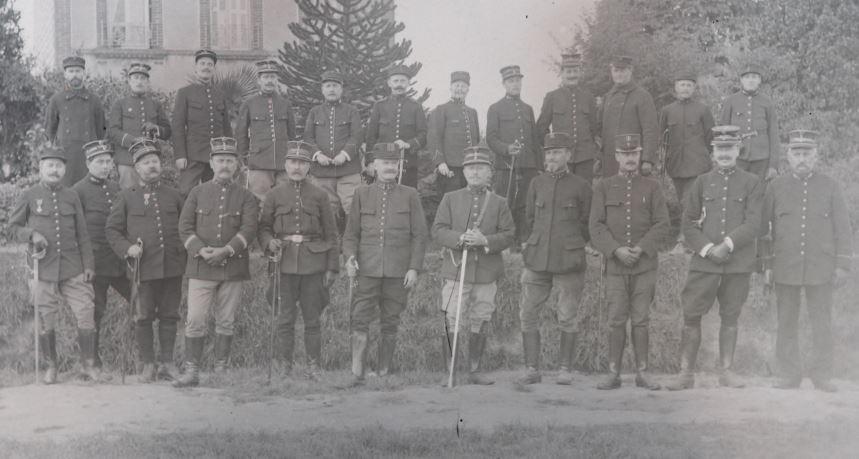 Soldats a identifier, plaques photographiques 2020-020