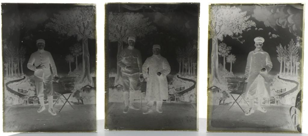 Soldats a identifier, plaques photographiques 22_110