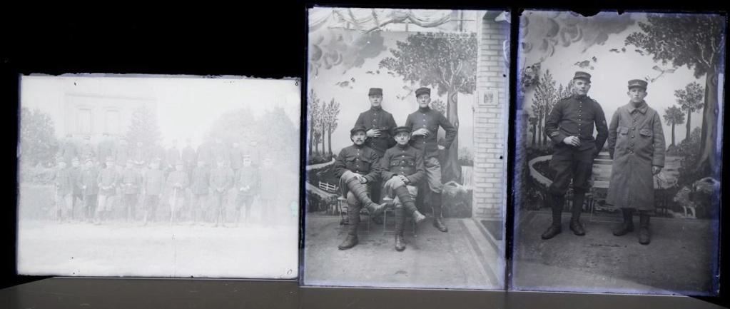 Soldats a identifier, plaques photographiques 22_810