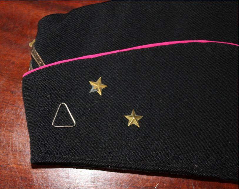 Bonnets de police TTA outre-mer / Matériel / Classe préparatoire 3_310