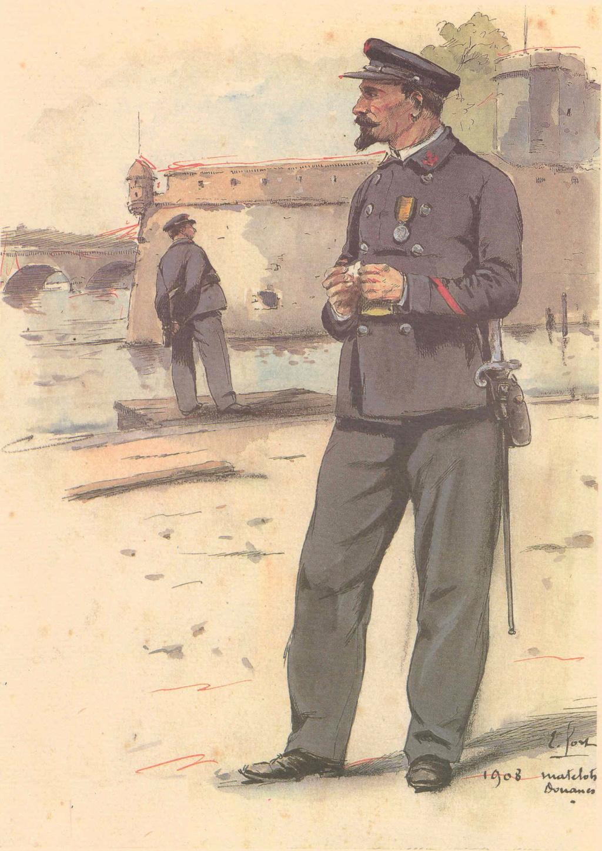 Marins français de la Grande Guerre Matelo11