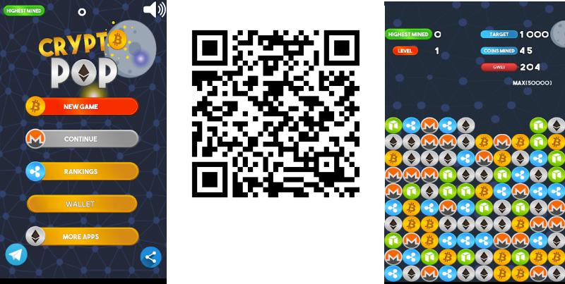 OPORTUNIDADE - [Provado] Cryptopop - Ganhe ETH grátis Cryp10