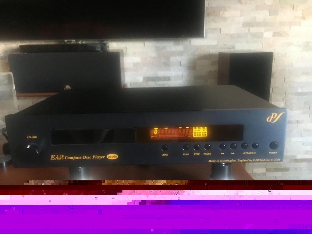 (PA) lettore cd Ear Acute III Img_3910