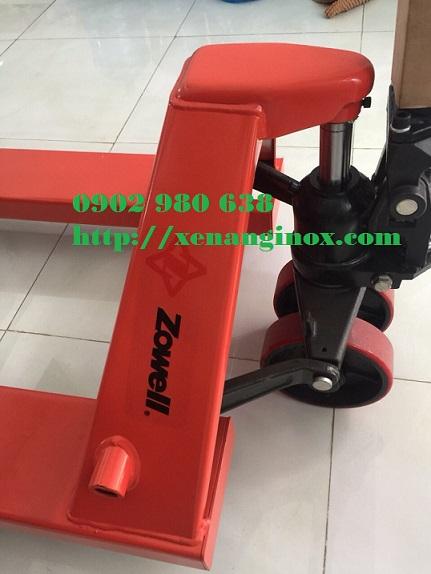 Diễn đàn rao vặt: Xe nâng tay Zowell 2.5 tấn chất lượng, giá khuyến mãi Zowell14