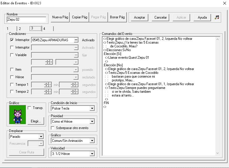 Quest de Conteo de Item, RPGMaker 2k3 Imagen10