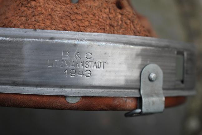Cerclage casque allemand  Csq-0311