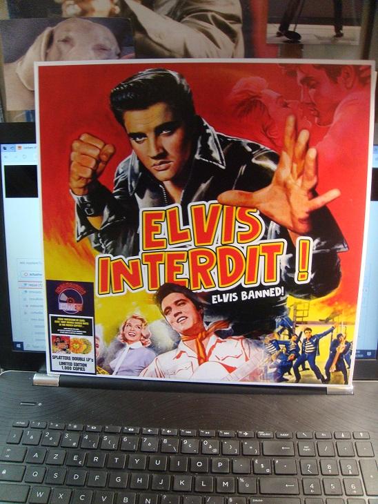 HORS SUJET ELVIS INTERDIT 4LP Elvis_10