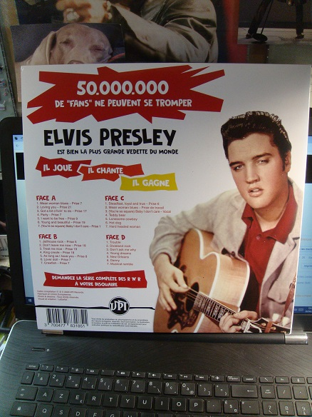 HORS SUJET ELVIS INTERDIT 4LP Elvis_11
