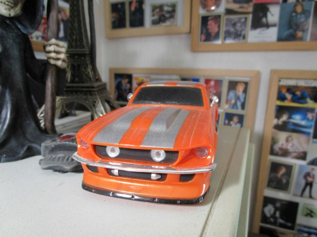 FORD MUSTANG GT 390 COUPE DE JOHNNY HALLYDAY ( 1967 ) Img_0122