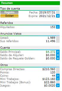 [PAGANDO] NEOBUX - Golden - Refback 80% - Mínimo 2$ - Rec. Pago 56 - Página 40 I10