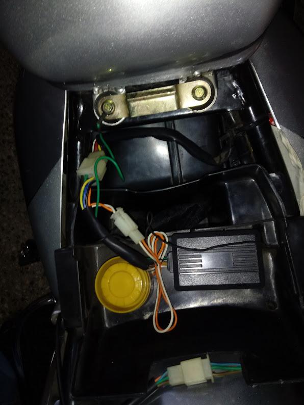 Problema con alarma en mi Patagonia 250 20200111