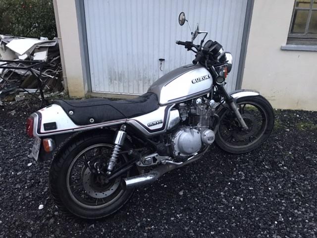 Suzuki gs 1100g Af76fd10