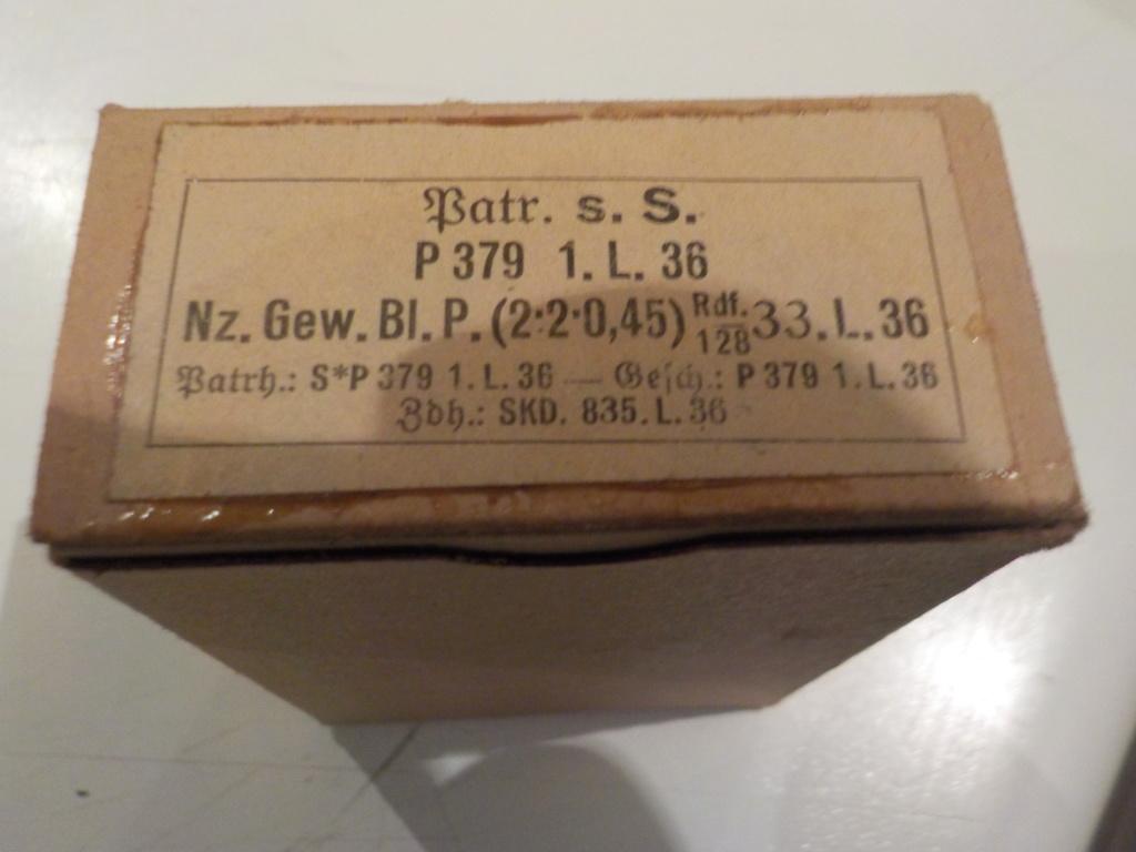 8x57 s. S. Patrone identification amorce Dscn0028