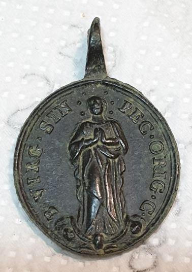 Inmaculada Concepción / SS. Sacramento, S. XVIII Captur10