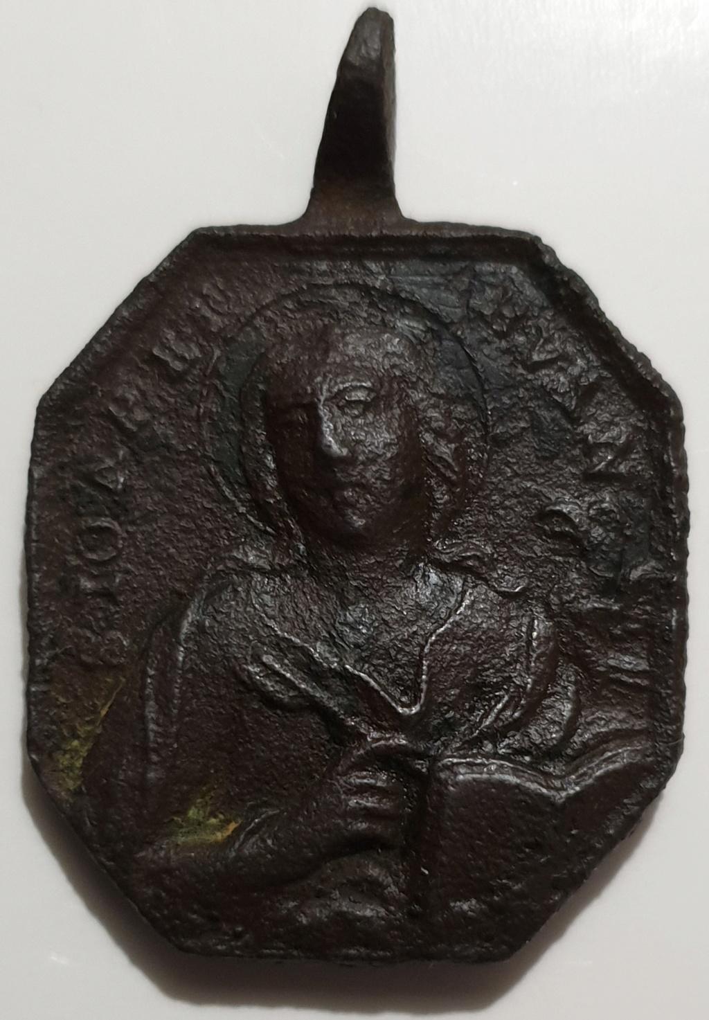 San Mateo Apóstol - San Juan Evangelista Apóstol, S. XVIII Img810