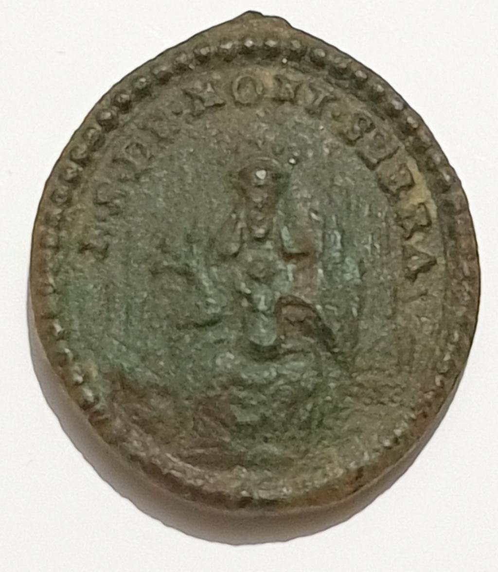 San Benito de Nursia / Ntra. Sra. de Montserrat , s. XVIII Veroni18
