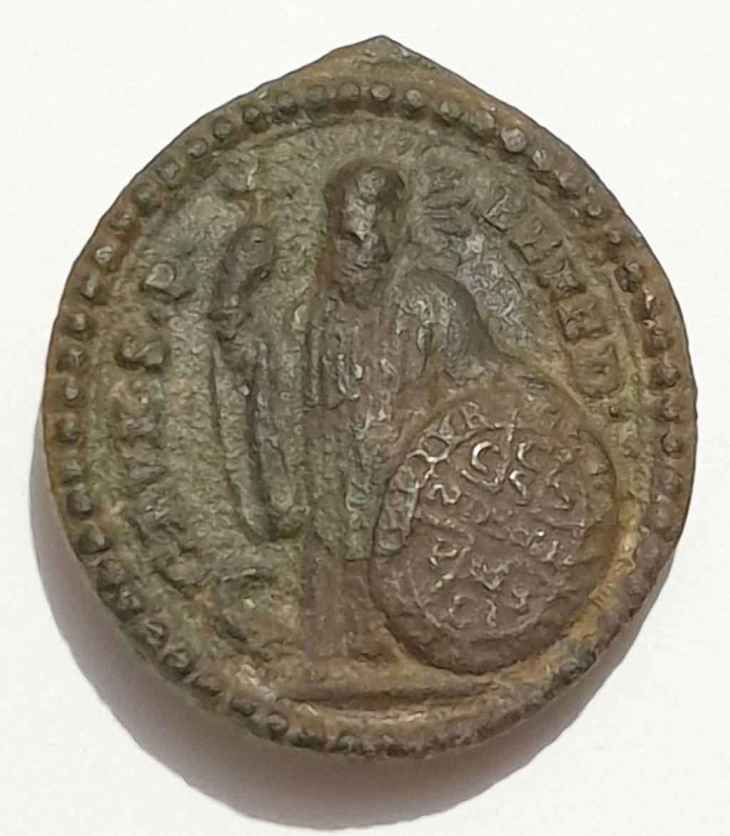 San Benito de Nursia / Ntra. Sra. de Montserrat , s. XVIII Veroni19