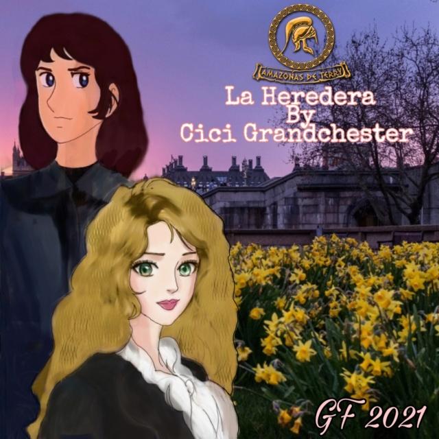 """Amazonas De Terry/ Fanfic """"La Heredera"""" por Cici Grandchester  Picsar25"""