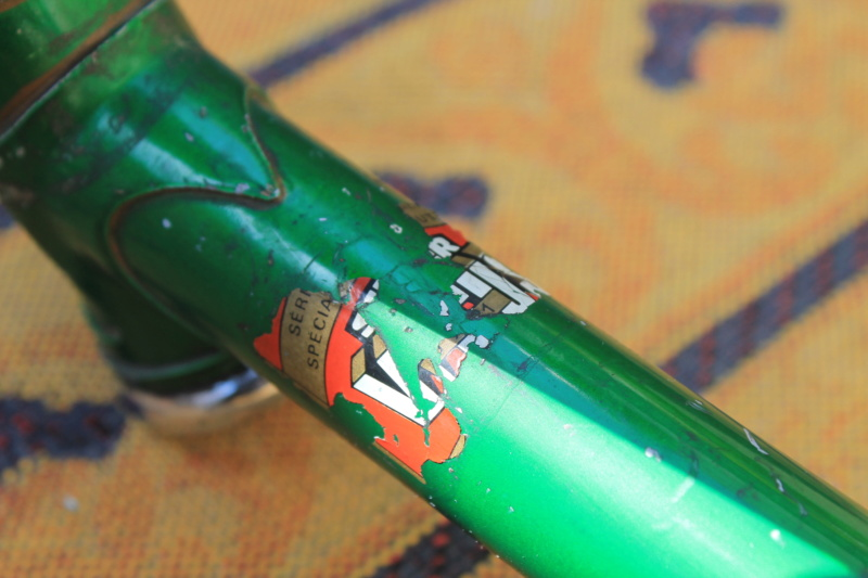 Vélo Cyril Guimard en Super Vitus Sticke10