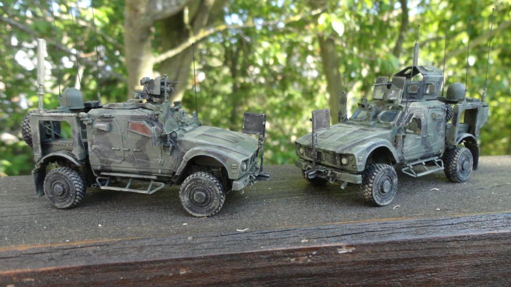 [GALAXY HOBBY] M1240 M-ATV  DIFFÉRENTES VERSIONS 1/72 Dsc05313
