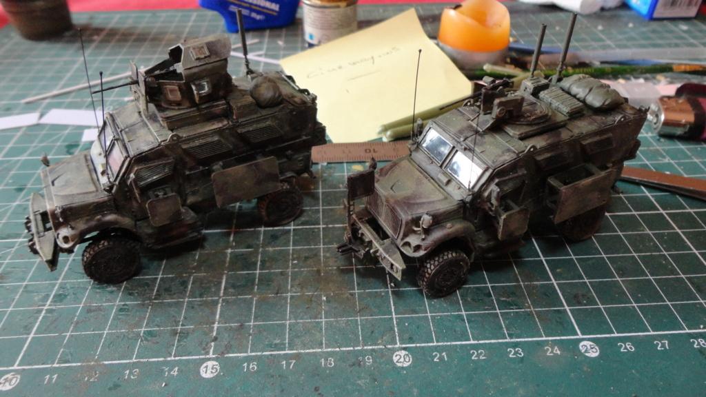 [T-MODEL] M1224 MAXXPRO MRAP 1/72 Dsc05412