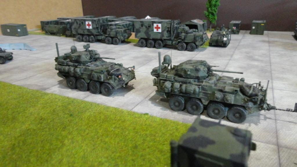 [NOE DRAGON ARMOR] M1296 STRYKER DRAGOON IFV Dsc05516
