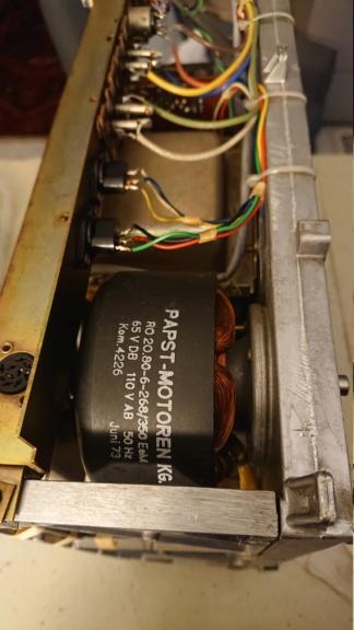 Revox A77 con problemi ai motori (credo) - Pagina 3 Spazio10