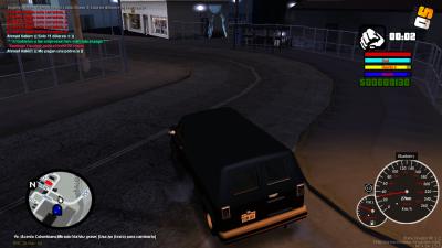 Secuestro De Camioneta De Mike Holland, comisario de HRPD(Cartel de medellin) Mta-sc17