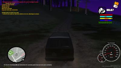 Secuestro De Camioneta De Mike Holland, comisario de HRPD(Cartel de medellin) Mta-sc18