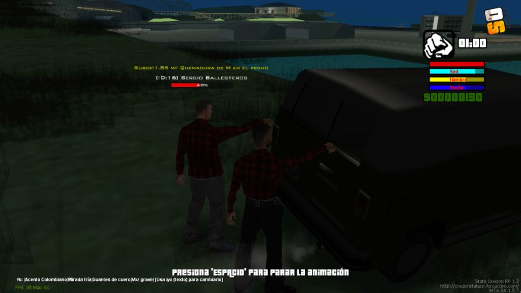 Secuestro De Camioneta De Mike Holland, comisario de HRPD(Cartel de medellin) Mta-sc21