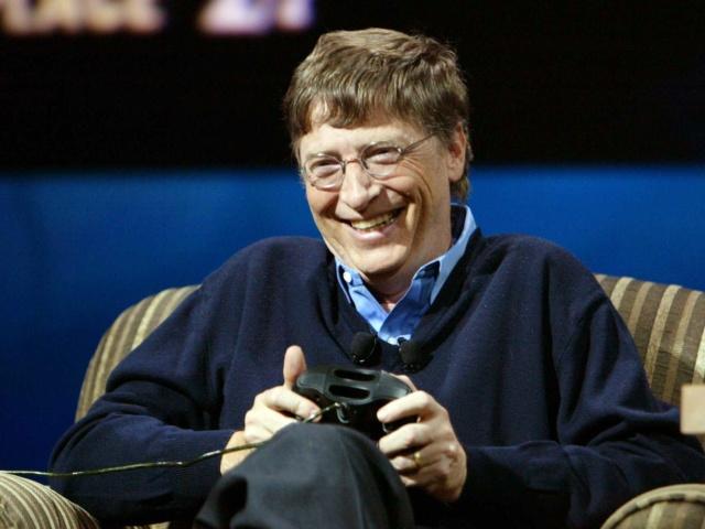 Le tasse degli italiani regalate a Bill Gates Bill-g10