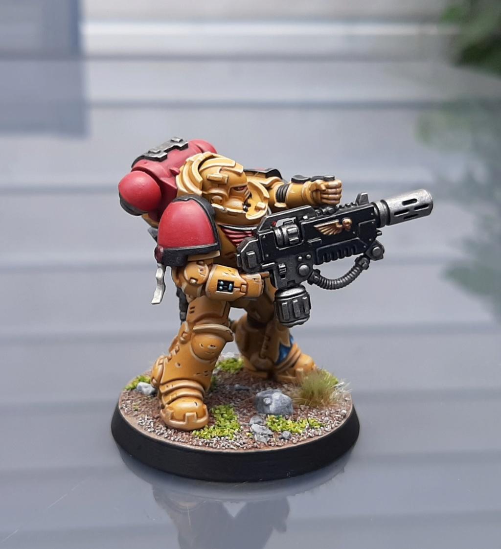 [Galerie] Marines 40K 20201011