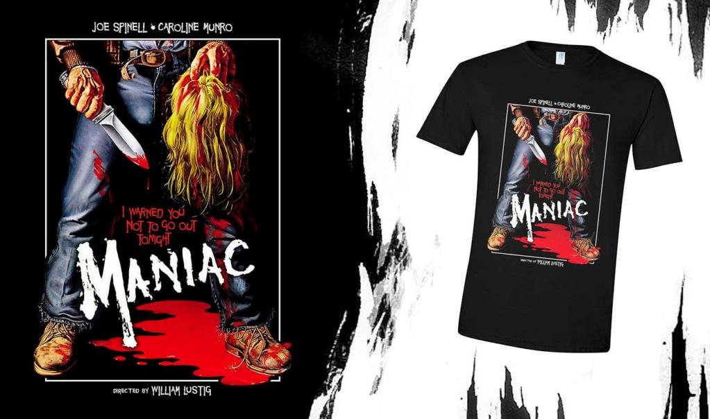 No Maniac  pero Maniac ( camisetas ) 12274510