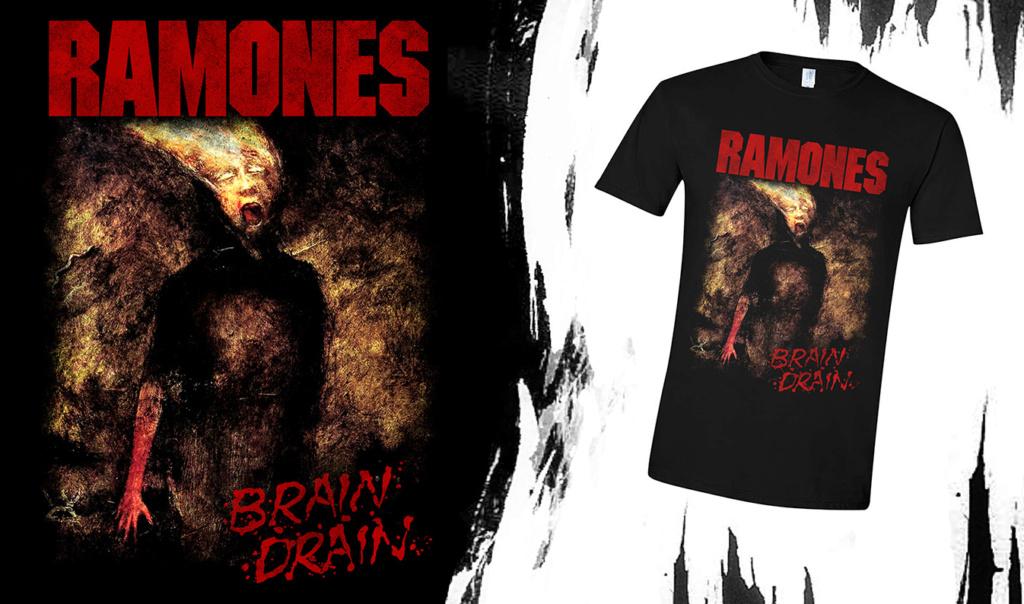 No Maniac  pero Maniac ( camisetas ) - Página 6 Ramone10