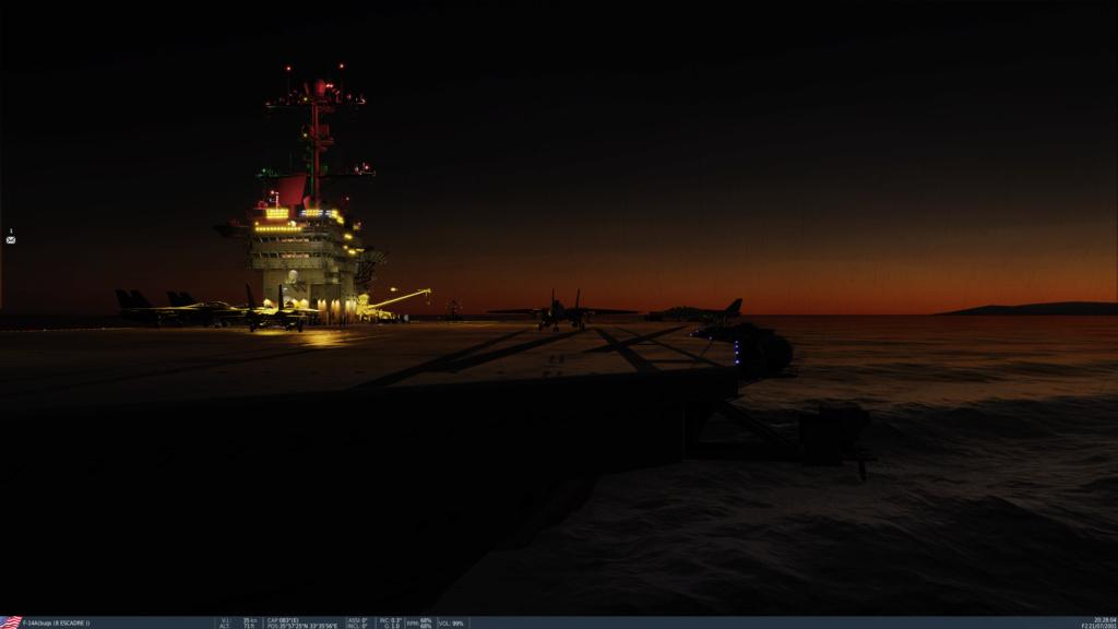 Phtos mission hier soir sur ormuz.... day 3 de la campagne.... Screen35