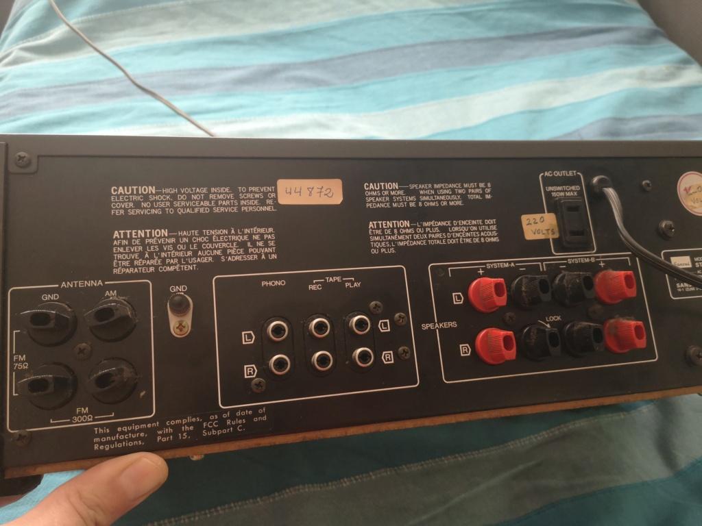 Restauración Sansui R30 stereo Receiver Img_2075